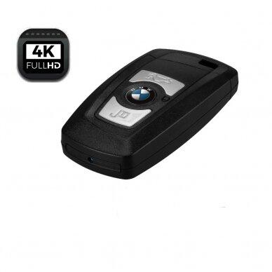 Automašīnas atslēgas pults 4K 2