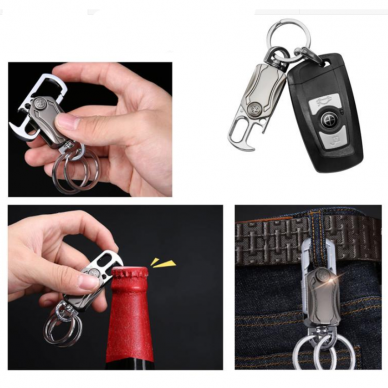 Automašīnas atslēgas pults 4K 4