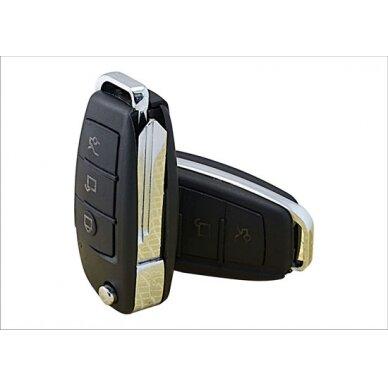 Automobilio rakto pultelis – Kamera Full HD 2