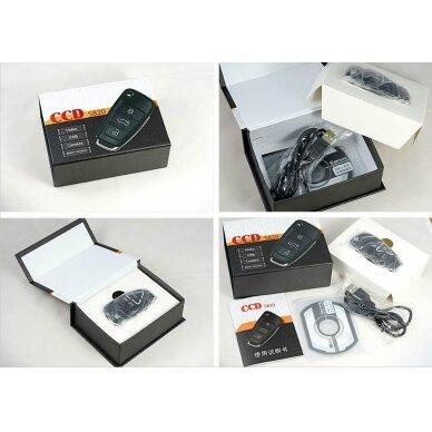 Automobilio rakto pultelis – Kamera Full HD 5