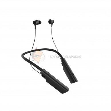 """""""Bluetooth"""" ausinės- Mobiliųjų telefonų pokalbių įrašytuvas+Diktofonas 2"""