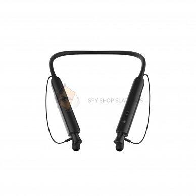 """""""Bluetooth"""" ausinės- Mobiliųjų telefonų pokalbių įrašytuvas+Diktofonas 4"""
