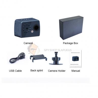Full HD kamera Multi 3