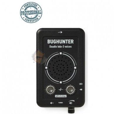 """Подавитель подслушивающих устройств и диктофонов """"BugHunter  bda-3"""" с внешней колонкой"""