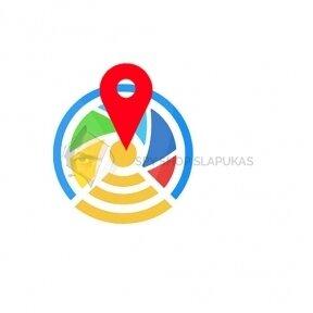GPS seklio įrengimas bet kuriame Jūsų daikte