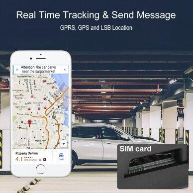 GPS трекер BDS MTK 4