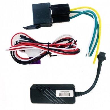 GPS izsekotājs BDS MTK+SIM KARTI 3