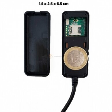 GPS izsekotājs BDS MTK+SIM KARTI 2