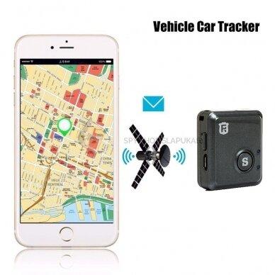 """GPS seklys """"Mini"""" 2"""