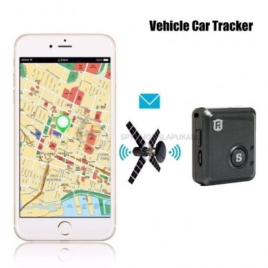 "GPS izsekotājs ""Mini"" 2"