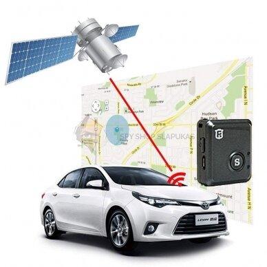 "GPS izsekotājs ""Mini"" 3"