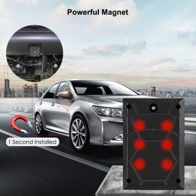 GPS SEKLYS MTK MINI SU GALINGAIS MAGNETAIS 4