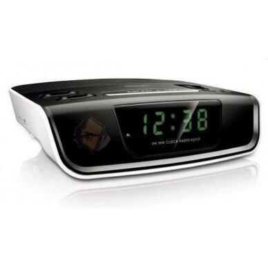 GSM noklausīšanās ierīce radio pulkstenis