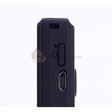 GSM pasiklausymo įrenginys su 18 funkcijų 3