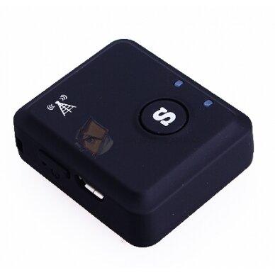 GSM pasiklausymo įrenginys su 18 funkcijų