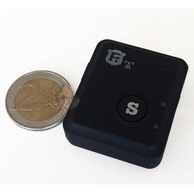 GSM pasiklausymo įrenginys su 18 funkcijų 4