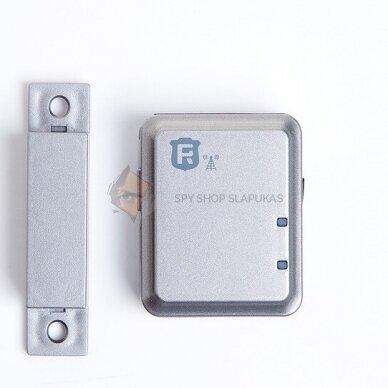 GSM pasiklausymo įrenginys su magnetu (Durų signalizacija) 2
