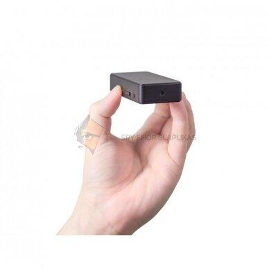 Ilgstošas darbības HD kamera Zetta