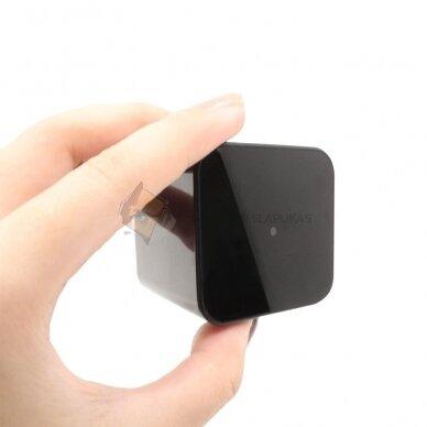 Kroviklis su WIFI slapta kamera 4