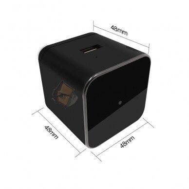 Kroviklis su WIFI slapta kamera 3