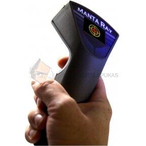 Manta Ray mobiliųjų telefonų detektorius PROFESIONALAMS