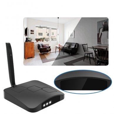 Maršrutizatoriaus imitacija su Wifi kamera 12