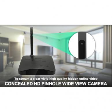 Maršrutizatoriaus imitacija su Wifi kamera 10