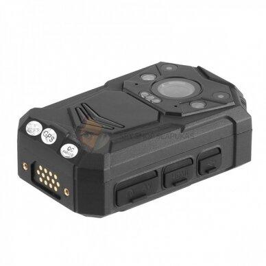 Nešiojamas vaizdo registratorius- Body worn kamera 2