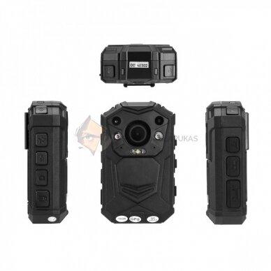Nešiojamas vaizdo registratorius- Body worn kamera 3