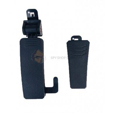Nešiojamas vaizdo registratorius- Body worn kamera 6