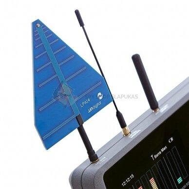 Plačiajuostis belaidis radijo signalų detektorius 3