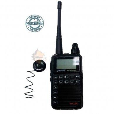 Raadio pealtkuulamise seadmed professionaalidele