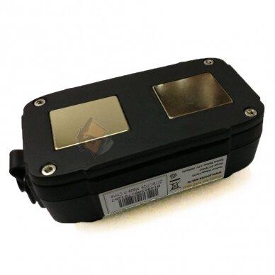 """Profesionāls GPS izsekotājs """"PROMASAT NEXT"""" ar jaudīgiem magnētiem 2"""