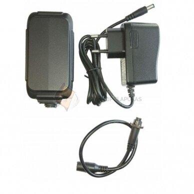 Profesionalus 3G GPS seklys Promasat 1000 NEXT 4
