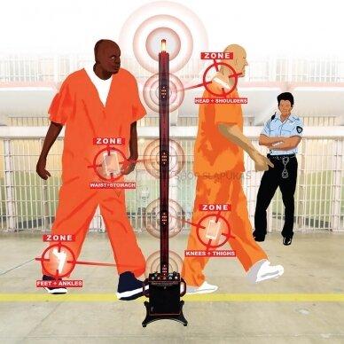 SentryHound-Pro feromagnetinis kontrabandos skenavimo įrenginys PROFESIONALAMS 4