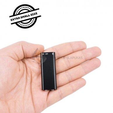 Skaitmeninis diktofonas XS 8GB