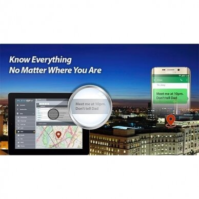 """Slepena mobilo telefonu novērošanas iekārta """"SUPER GOLD+"""" 2"""