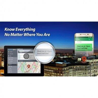 "Slapto mobiliųjų telefonų stebėjimo įranga ""SUPER GOLD+"" 2"