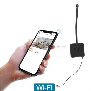 "WIFI FULL HD kameros modulis ""Tiny"""