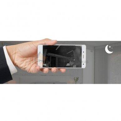 Часы с камерой наблюдения WIFI Smart 5