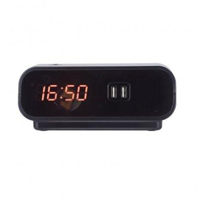 Часы с камерой наблюдения WIFI Smart 2