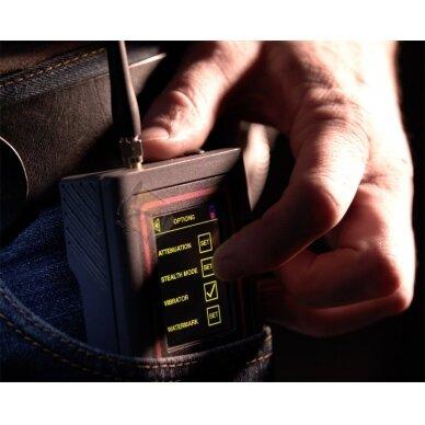 Yorkie mobiliųjų telefonų kontrabandos detektorius PROFESIONALAMS 3